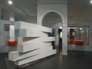Franckesche Stiftungen zu Halle Moderne Museen von Homann Güner Blum Modern