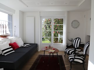 Livings modernos: Ideas, imágenes y decoración de Ad Hoc Concept architecture Moderno