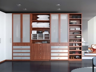 Interioriza Dressing roomStorage