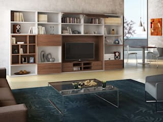 Living room by Interioriza