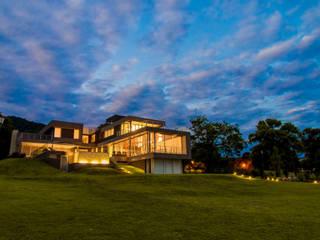Casas modernas: Ideas, diseños y decoración de Saez Sanchez. Arquitectos Moderno