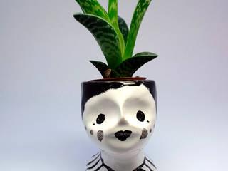 Bubikopf : modern  von homify,Modern Keramik