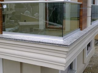 Modern windows & doors by Star Mermer Granit Modern