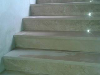 Modern corridor, hallway & stairs by Star Mermer Granit Modern