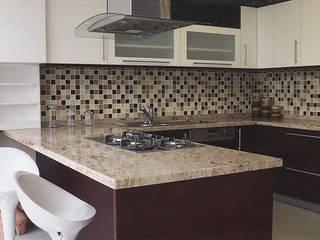 Dapur Modern Oleh Star Mermer Granit Modern