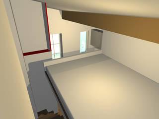 Studio Garage / Hangar classiques par Arnaud Bouvier Design Classique