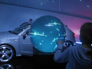 Audi Sphere Modern event venues by Pufferfish Modern
