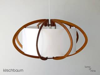 lom5L - Hängelampe Holz von lamp of mine Skandinavisch