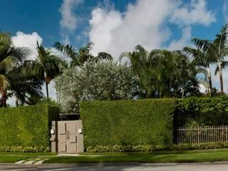 Nowoczesny ogród od Elías Arquitectura Nowoczesny