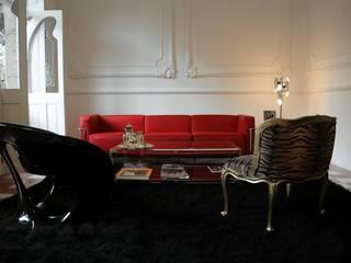 Гостиная в . Автор – Elías Arquitectura,