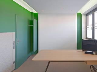 Green & Fresh:  Bürogebäude von IDA InteriorDesign Allmendinger
