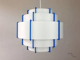 lom3 - Hängelampe farbig: modern  von lamp of mine,Modern