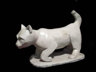 TERRE CUITE par Noizette sculpteur Éclectique