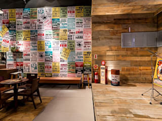 Bars & clubs by ArchDesign STUDIO, Eclectic