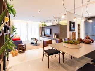 APTO Dunguenhein: Salas de estar  por ArchDesign STUDIO