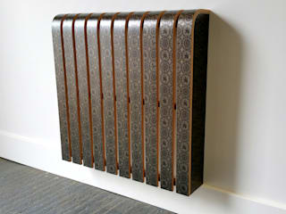 Fabric Covered Radiator Cover:  Household by Cool Radiators? It's Covered!