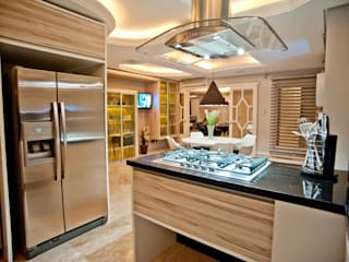 Paulinho Peres Group Modern kitchen