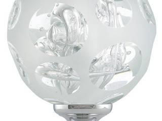 Boule d'escalier Collection loupes par Les Verreries de Bréhat Éclectique