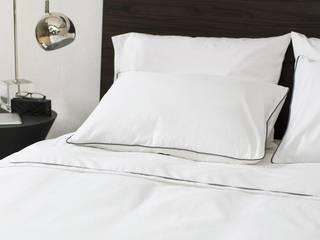 Como aportar un toque de calidez a un dormitorio moderno. de Lola Eme Deco Clásico