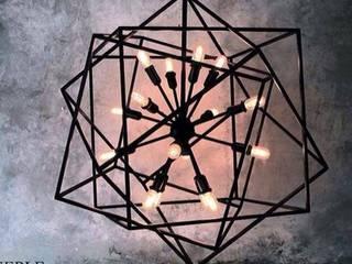 CANDILES SHELLY CANDILES SHELLY S.A. de C.V. HogarAccesorios y decoración Metal Negro