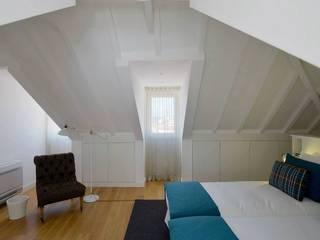 Gavetão- Decoração de Interiores ห้องนอน