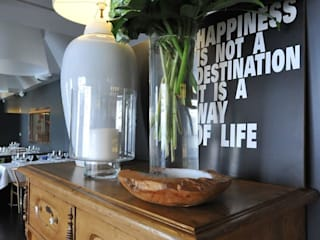 Restaurantes de estilo  por Gavetão- Decoração de Interiores, Moderno