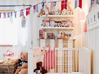 Casa particular Quartos de criança rústicos por Gavetão- Decoração de Interiores Rústico