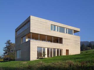 Modern Houses by NACHBAUR WÖRTER ARCHITEKTEN Modern