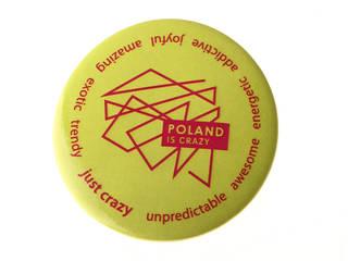 Poland Is Crazy 0102 basic: styl , w kategorii  zaprojektowany przez POLAND IS CRAZY