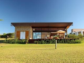 Ambienta Arquitetura Country style house