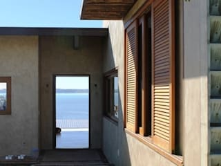 Casas de estilo rural de Ambienta Arquitetura Rural