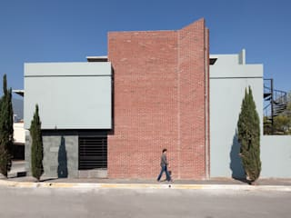 Houses by NODO Arquitectura, Modern