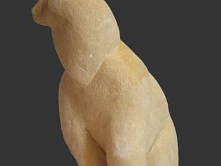 Oursa:  de style  par Noizette sculpteur