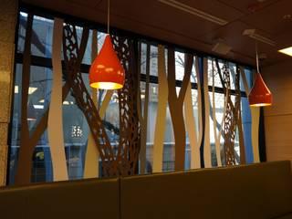 건후건축디자인 Ruang Komersial Modern