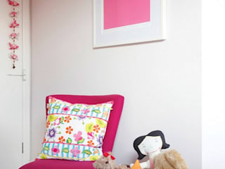 A Victorian Terraced House Heart Home magazine Kamar Bayi/Anak Klasik