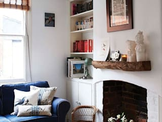 A Character Cottage: country Living room by Heart Home magazine