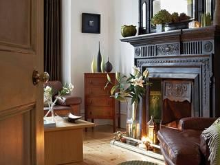 Livings de estilo  por Heart Home magazine