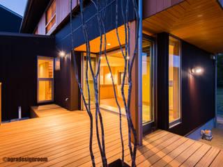 アグラ設計室一級建築士事務所 agra design room Maisons modernes