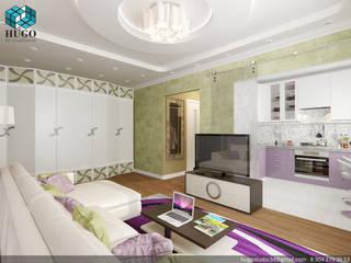 Minimalistische Wohnzimmer von HUGO Minimalistisch
