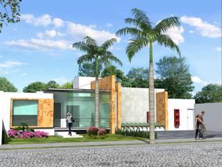 Houses by Milla Arquitectos S.A. de C.V.