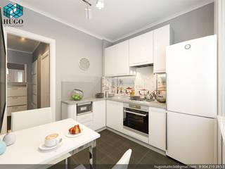 Minimalistische Küchen von HUGO Minimalistisch