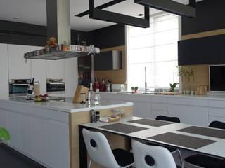 J.Design – Dream kitchen: modern tarz Mutfak