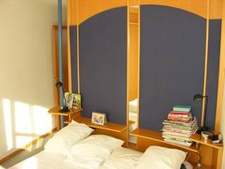 Schlafzimmer vorher:   von INARCH Sabine Schimanofsky