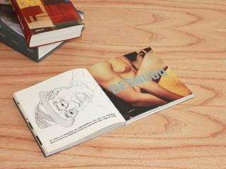 modern  door Debute Muebles, Modern