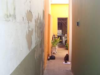 Pasillos, vestíbulos y escaleras rurales de homify Rural