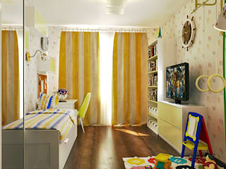 Scandinavian style nursery/kids room by Pure Design Scandinavian