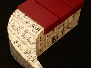 Gespenst:   von Tim Rembold Holzgestaltung
