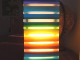 lampe colonne:  de style  par roland framorando