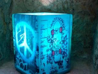 lampe à images(photos d,eli benson):  de style  par roland framorando