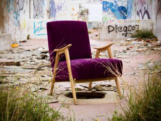 Recuperación de mobiliario de Javier Pérez Navío Arquitecto Técnico Ecléctico